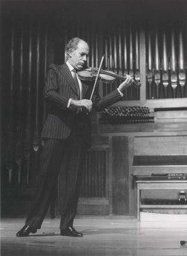 Gonçal Comellas. Concierto J. S. Bach: música para cuerda. Cöthen, 1720 , 1984