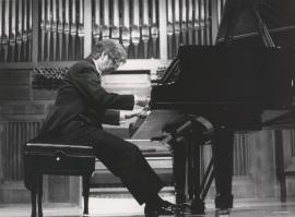 Ramón Coll. Concierto Estudios para piano , 1984