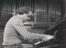 Mario Monreal. Concierto Estudios para piano , 1984