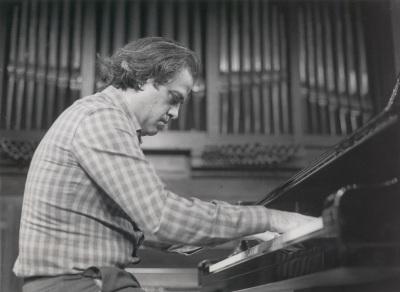 Mario Monreal. Concierto Estudios para piano
