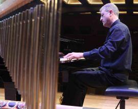 Albert Nieto. Concierto Impacto en España - Jazz impact , 2014