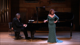 Laia Falcón y Leslie Howard. Concierto Canción española - Liszt en España (1844-1845) , 2015
