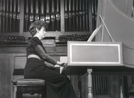 Genoveva Gálvez. Concierto Haendel (1985) , 1985