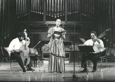 Albicastro Ensemble. Concierto Haendel (1985)