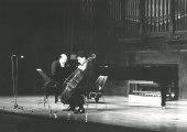 Rafael Ramos y Pedro Espinosa. Concierto El violonchelo español en el siglo XX , 1985