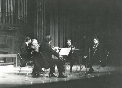 Quinteto Español, Luis Morató y Emilio Mateu. Concierto Integral de quintetos para cuerdas de Mozart
