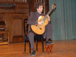 Carlos Ramos. Concierto Recital de guitarra , 2006