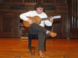 Rafael Bonavita. Concierto Recital de guitarra , 2008
