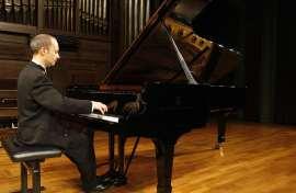 José Luis Bernaldo de Quiros. Concierto Recital de piano , 2009
