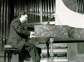 José Luis González Uriol. Concierto Domenico Scarlatti , 1985