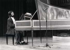José Rada. Concierto Domenico Scarlatti , 1985