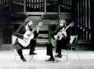Dúo Garau-Millet. Recital de dúo de guitarras