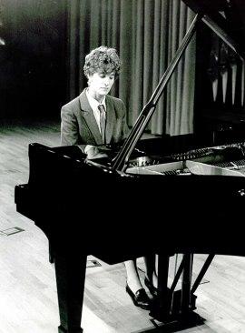 María Jesús Garzón. Recital de piano , 1985