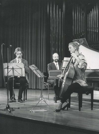 Jan Grimbergen, Jacques Ogg y René Boch. Concierto Barroco francés