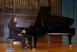 Gabriel Loidi. Concierto El último piano español , 2005