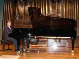 Albert Nieto. Concierto El último piano español , 2005