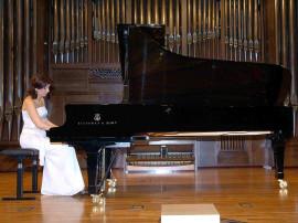 Fabiane de Castro. Concierto Música brasileña , 2006