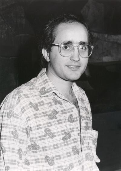 Agustín Charles Soler. Concierto Tribuna de jóvenes compositores