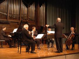 LIM (Laboratorio de Interpretación Musical). Concierto Messiaen en su centenario , 2008