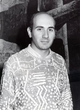 José Luis de la Fuente. Concierto Tribuna de jóvenes compositores , 1986