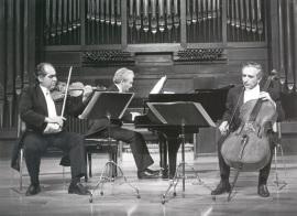 Música Clásica y Canciones Soviéticas. Recitales para Jóvenes, 1986