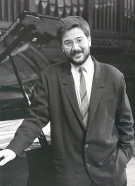 Enrique X. Macías Alonso. Concierto Tribuna de jóvenes compositores , 1987