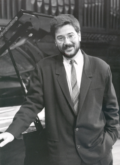 Enrique X. Macías Alonso. Concierto Tribuna de jóvenes compositores
