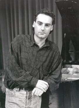 Xoan A. Viaño Martínez. Concierto Tribuna de jóvenes compositores , 1987