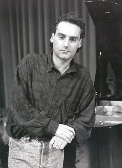 Xoan A. Viaño Martínez. Concierto Tribuna de jóvenes compositores