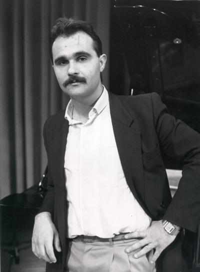 Albert Llanas. Concierto Tribuna de jóvenes compositores