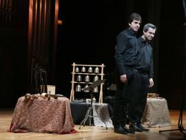 Eloqventia, Alejandro Villar y David Mayoral. Concierto Virtuosismo medieval a dúo - Instrumentalis musica Medii Aevi , 2013