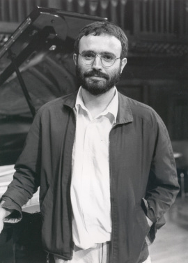 Enrique Muñoz Rubio. Concierto Tribuna de jóvenes compositores , 1987