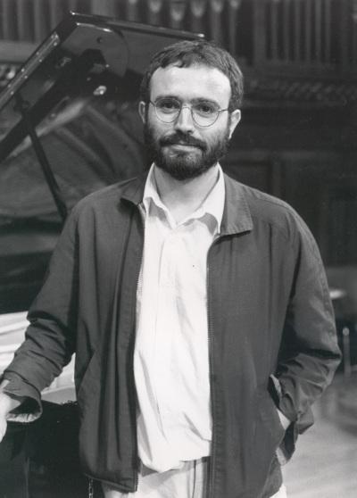 Enrique Muñoz Rubio. Concierto Tribuna de jóvenes compositores