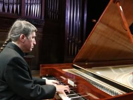 Toni Millán. Concierto Románticos al fortepiano , 2013