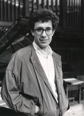 Josep Oriol Graus Ribas. Concierto Tribuna de jóvenes compositores , 1987