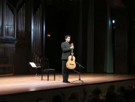 Rafael Aguirre. Concierto A ritmo de vals , 2013