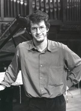 Carlos P. Galán Bueno. Concierto Tribuna de jóvenes compositores , 1987