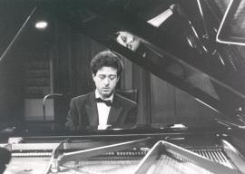 Diego Cayuelas. Recitales para Jóvenes, 1988