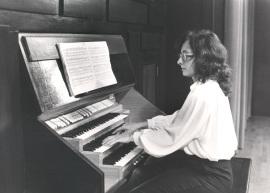 Presentación Ríos. Recitales para Jóvenes, 1988