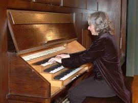 Presentación Ríos. Concierto El órgano barroco - Música barroca , 2007
