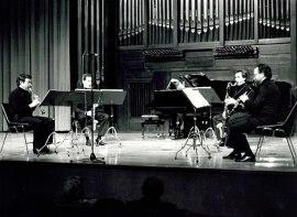 LIM (Laboratorio de Interpretación Musical). Concierto Con motivo de la edición del Catálogo de obras de Joaquim Homs por Piedad Homs - [Concierto especial 21] , 1988