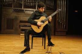 Rafael Aguirre. Concierto Recital de guitarra , 2012