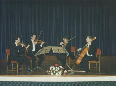 Jorge Otero, piano, y el Cuarteto Ibérico. Música de Cámara del siglo XIX