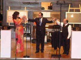 Carlos Cruz de Castro. Concierto Estreno de La Factoría, de Carlos Cruz de Castro. Con motivo del 50 Aniversario de la Fundación Juan March - [Concierto especial 43] , 2005