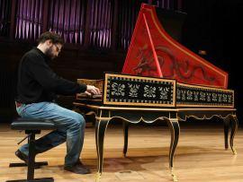 Jorge García Martín. Concierto Recital de clave , 2014