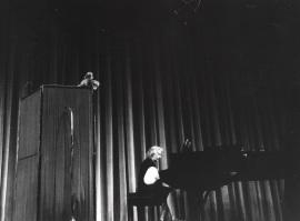 S.V. Obraztsov. Teatro de Marionetas de Moscú, 1975