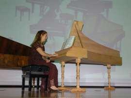 Miriam Gómez-Morán. Recitales para jóvenes, 2007