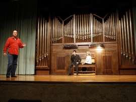 Presentación Ríos. Recitales para jóvenes, 2008