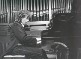 Jorge Otero. Concierto Con motivo de la edición del Catálogo de obras de Jesús Guridi, por Víctor Pliego - [Concierto especial 24] , 1989