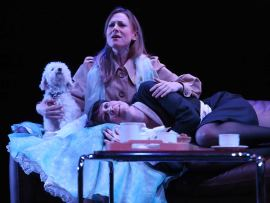 Teatro musical de cámara. Sonia de Munck y María Rey-Joly, 2014